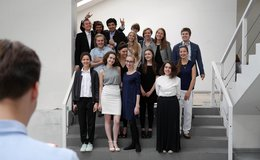 Congratulations to our students graduating with a BA from Moscow Architectural Institute